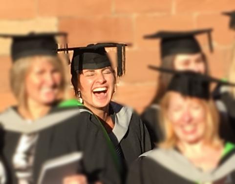 midwifery graduation