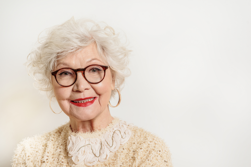 Facial treatments for the over 70's
